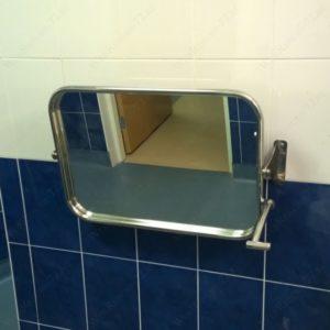 Поворотное откидное зеркало