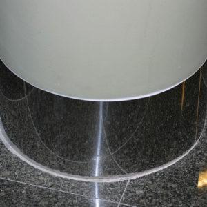 Облицовка круглой колонны